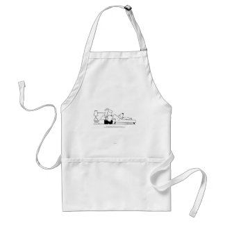 Dog Therapy Standard Apron