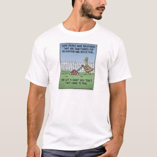 Dog Toilet T-Shirt