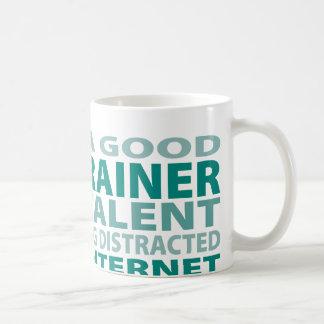 Dog Trainer 3% Talent Coffee Mug