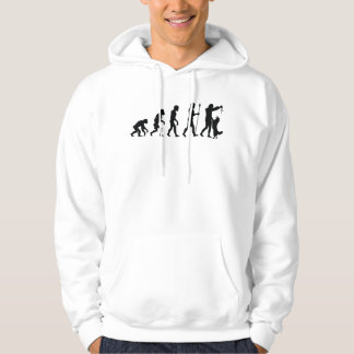 Dog Trainer Evolution Hoodie