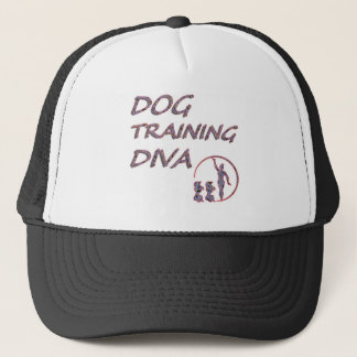 DOG TRAING DIVA with COLOR Trucker Hat