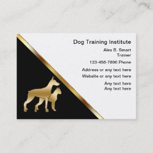 Dog training business cards profile cards zazzle ca dog training business cards colourmoves