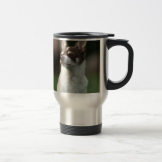 dog travel mug