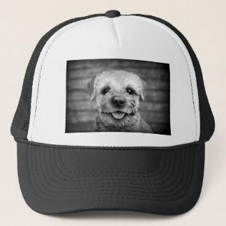 dog trucker hat