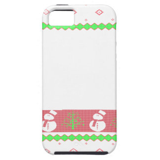 Dog Ulgy Christmas Case For The iPhone 5