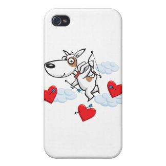 Dog Valentine Cases For iPhone 4