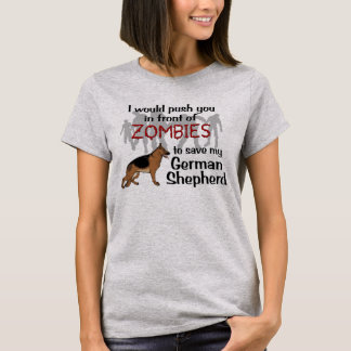 Dog vs Zombies T-Shirt