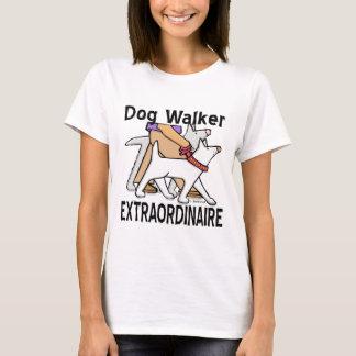 Dog Walker Extraordinaire T-Shirt