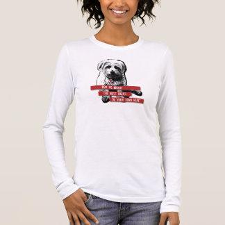 Dog Walker Long Sleeved T-shirt - Personalizable