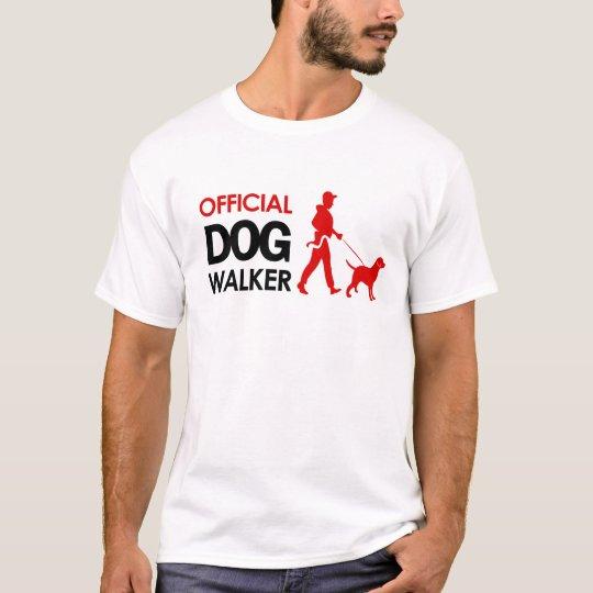 Dog Walker Men Tee