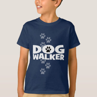 Dog walker promotional T-Shirt