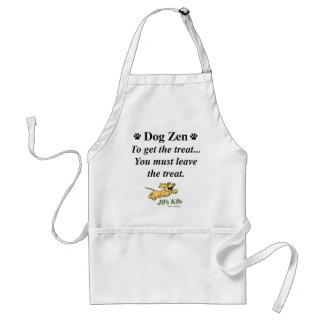 Dog Zen Apron