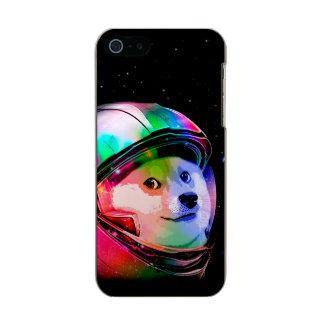 Doge astronaut-colorful dog - doge-shibe-doge dog incipio feather® shine iPhone 5 case