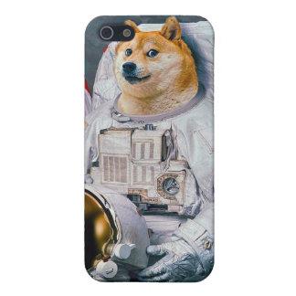 Doge astronaut-doge-shibe-doge dog-cute doge iPhone 5/5S covers