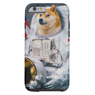 Doge astronaut-doge-shibe-doge dog-cute doge tough iPhone 6 case