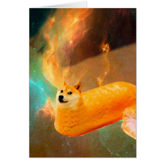 Doge bread - doge-shibe-doge dog-cute doge card