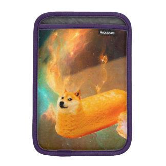 Doge bread - doge-shibe-doge dog-cute doge iPad mini sleeve