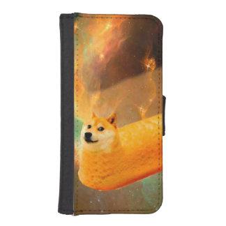 Doge bread - doge-shibe-doge dog-cute doge iPhone SE/5/5s wallet case