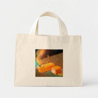 Doge bread - doge-shibe-doge dog-cute doge mini tote bag