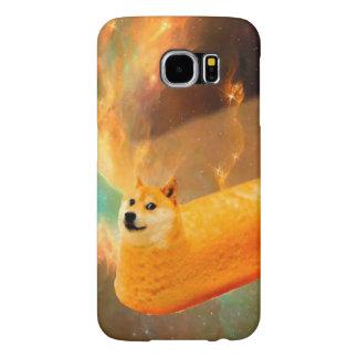 Doge bread - doge-shibe-doge dog-cute doge samsung galaxy s6 cases