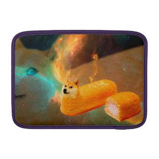 Doge bread - doge-shibe-doge dog-cute doge sleeve for MacBook air