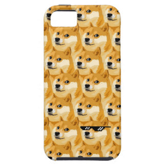 Doge cartoon - doge texture - shibe - doge iPhone 5 case