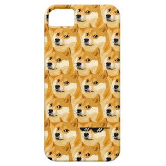 Doge cartoon - doge texture - shibe - doge iPhone 5 covers