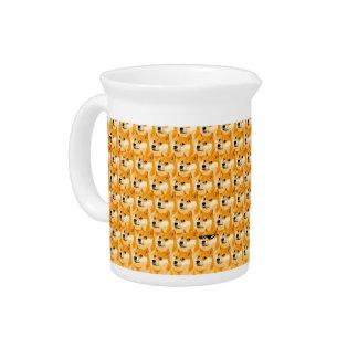 Doge cartoon - doge texture - shibe - doge pitcher