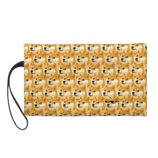 Doge cartoon - doge texture - shibe - doge wristlet