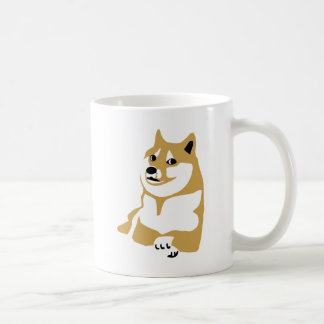 Doge - internet meme coffee mug