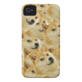 Doge iPhone 4 Case-Mate Case
