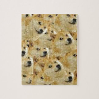 Doge Jigsaw Puzzle