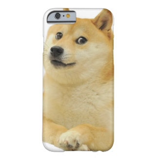 doge meme - doge-shibe-doge dog-cute doge barely there iPhone 6 case