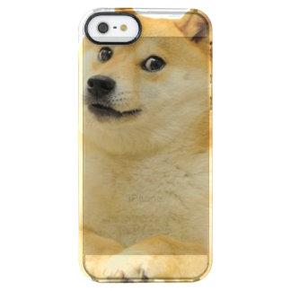 doge meme - doge-shibe-doge dog-cute doge clear iPhone SE/5/5s case