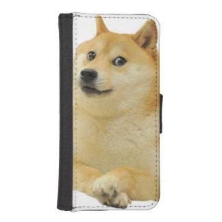 doge meme - doge-shibe-doge dog-cute doge iPhone SE/5/5s wallet case