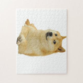 doge meme - doge-shibe-doge dog-cute doge jigsaw puzzle