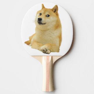 doge meme - doge-shibe-doge dog-cute doge ping pong paddle