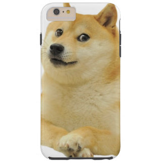 doge meme - doge-shibe-doge dog-cute doge tough iPhone 6 plus case