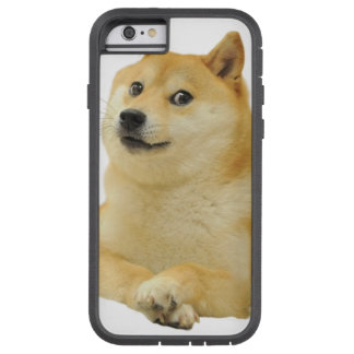 doge meme - doge-shibe-doge dog-cute doge tough xtreme iPhone 6 case