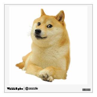 doge meme - doge-shibe-doge dog-cute doge wall sticker