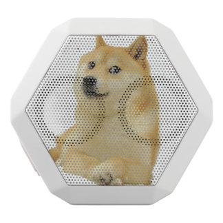 doge meme - doge-shibe-doge dog-cute doge white bluetooth speaker