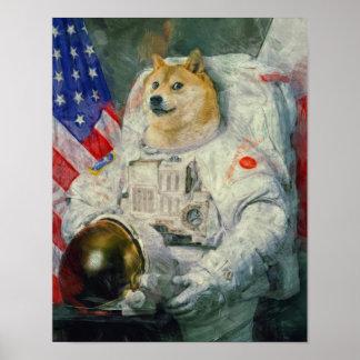 Doge meme painting - photo#4