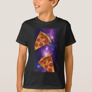 Doge Pizza Galaxy T-Shirt