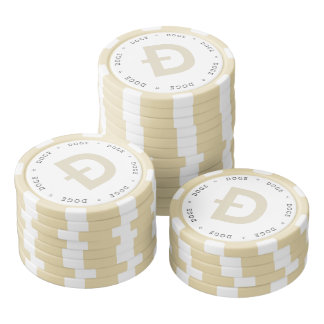 Doge Poker Chip