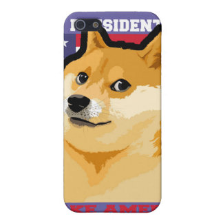 Doge president - doge-shibe-doge dog-cute doge case for iPhone 5/5S