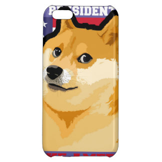 Doge president - doge-shibe-doge dog-cute doge iPhone 5C cover