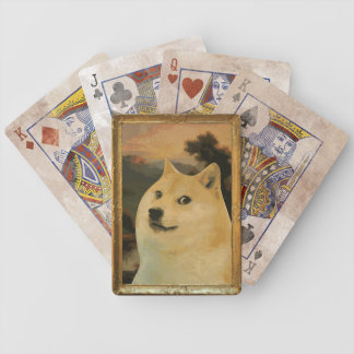 Doge Regal Playing Card Set