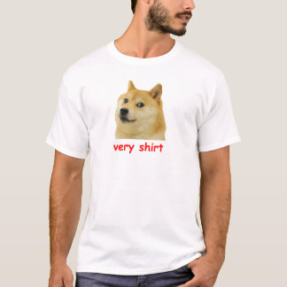 Doge shirt - wow very shirt
