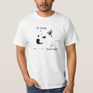 Doge So Swag T-Shirt