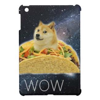 doge space taco meme iPad mini cover